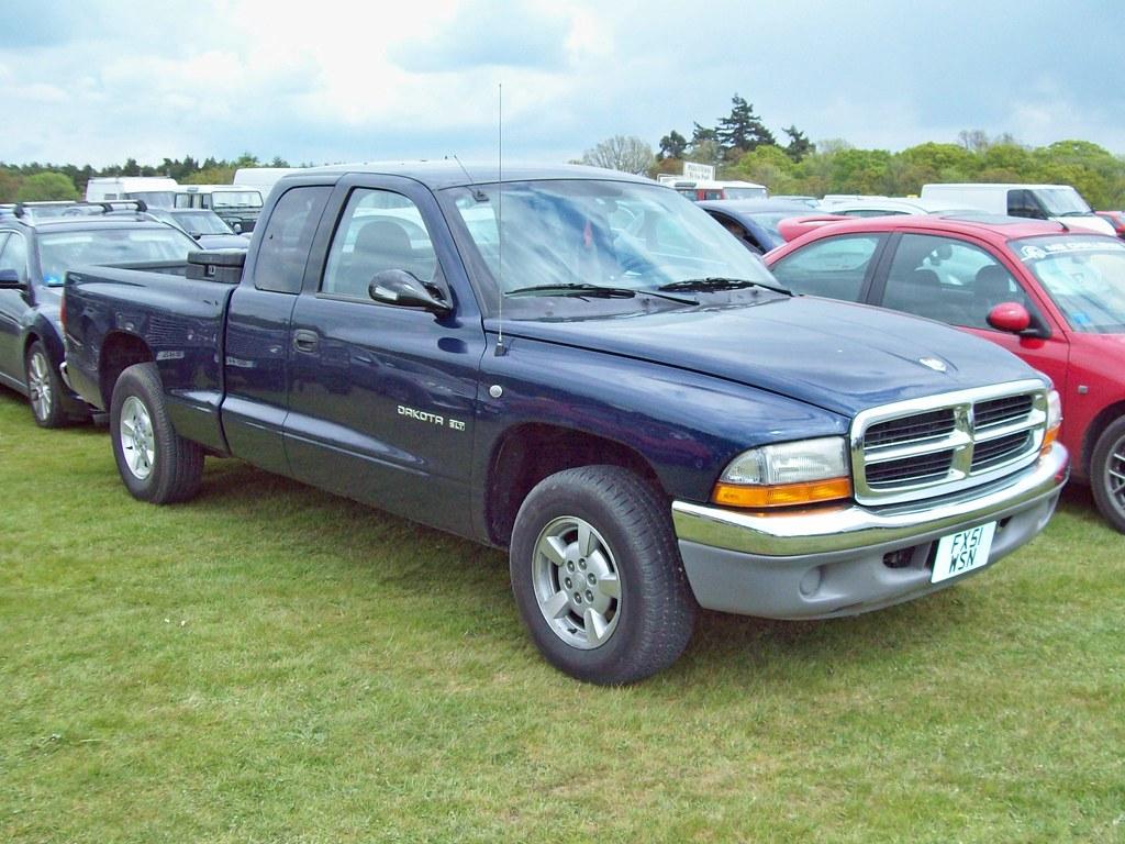 Ba F F B on 2000 Dodge Dakota 4 7 Engine