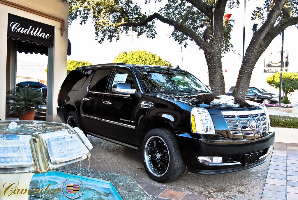cavender cadillac san antonio texas 2011 cadillac escalade. Black Bedroom Furniture Sets. Home Design Ideas