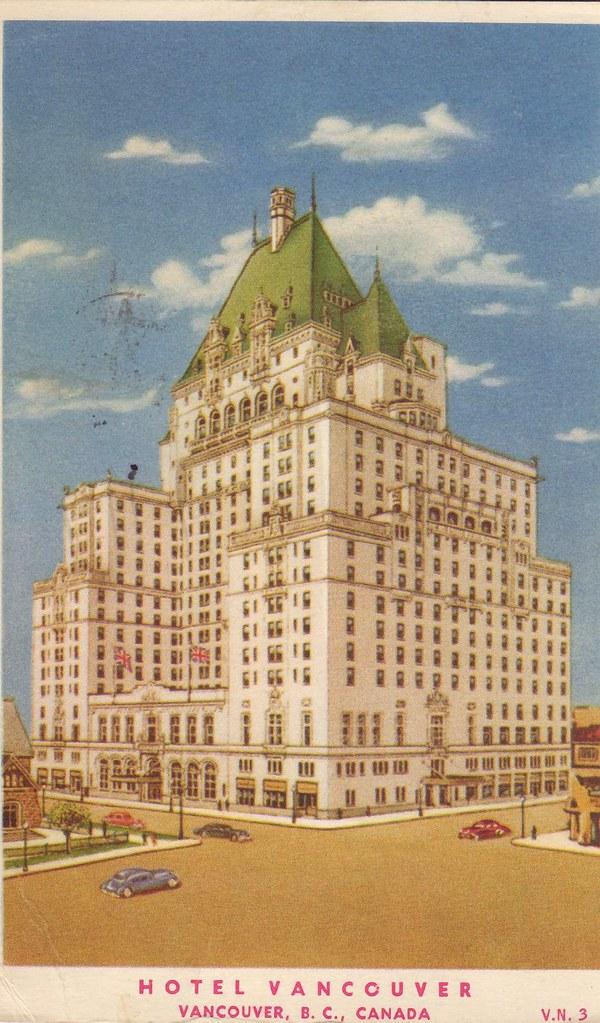 Vancouver Canada Hotel Rooms