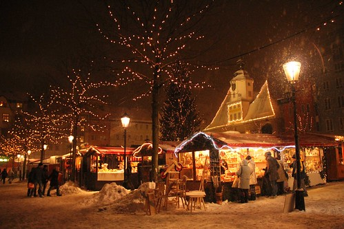 christmas market in jena germany flickr photo sharing. Black Bedroom Furniture Sets. Home Design Ideas