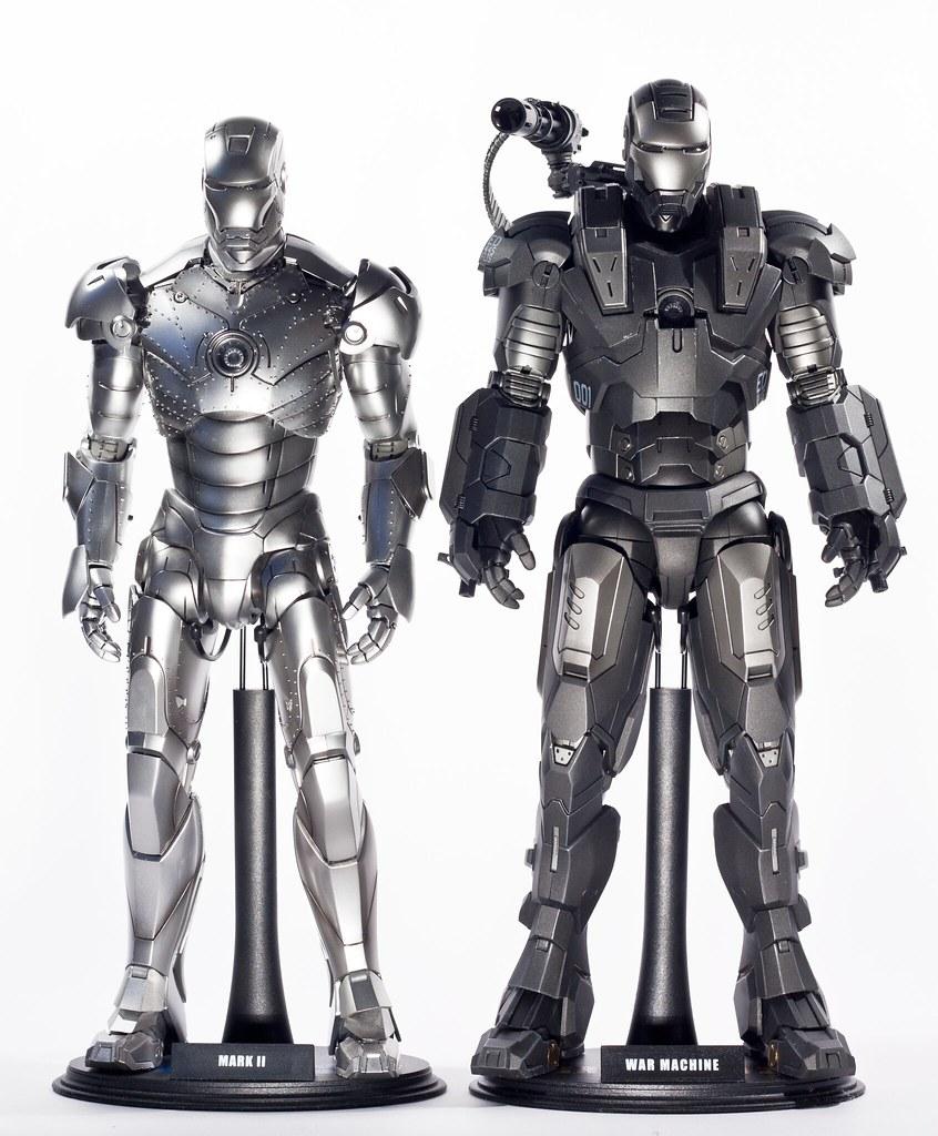 Iron Man Schematics Mark 1 Suit Hot Toys Ii War Machine Dangercorpse
