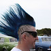 Blue Mohawk Dude!!
