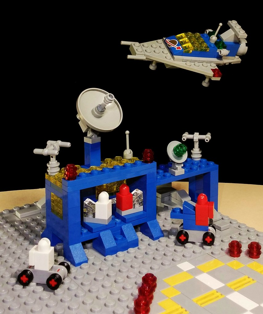 How To Build A Lego Space Shuttle