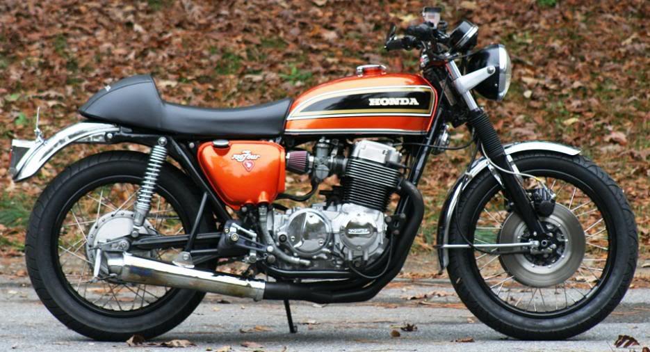 1972 Honda Cb750 Honda 750 Not Mine But A Beautiful