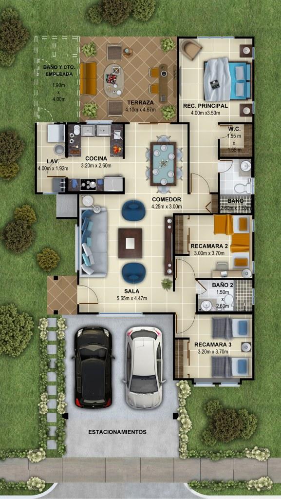 Planos modelo sof a planos de nuestra casa modelo sof a for Modelos de planos de casas