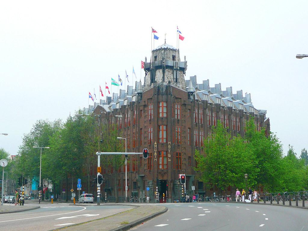 Amrath Hotel Amsterdam Parkeren