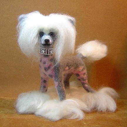 N'co Chinese Cresteds Chinese Crested dog sc...