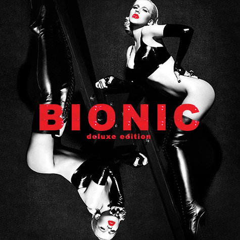 Christina Aguilera - Bionic Deluxe Edition | D H | Flickr