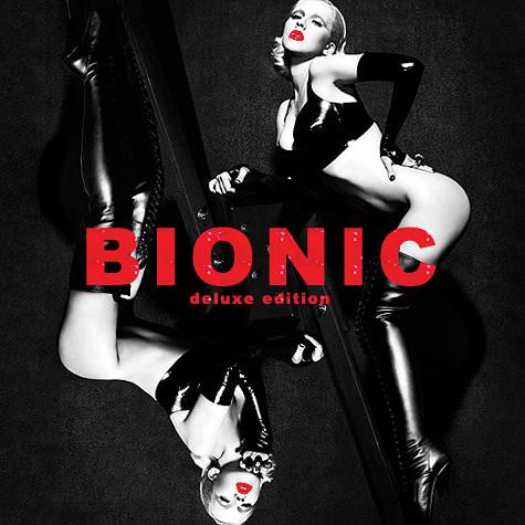 Christina Aguilera - Bionic Deluxe Edition | D H | Flickr Christina Aguilera