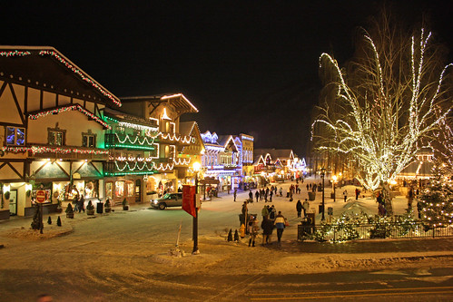 Superior Leavenworth Wa At Christmas #1: 5278365549_6a03fb91ca.jpg