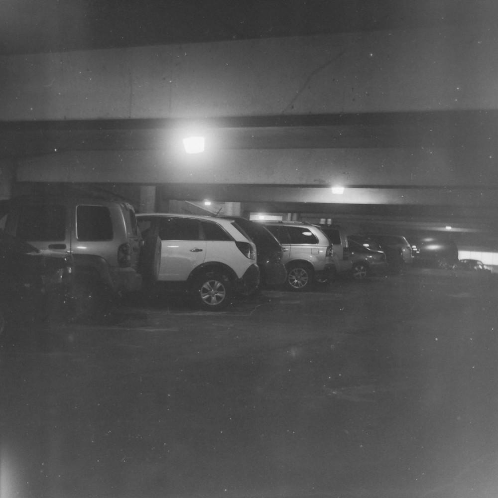 Parking Garages New York City Midtown