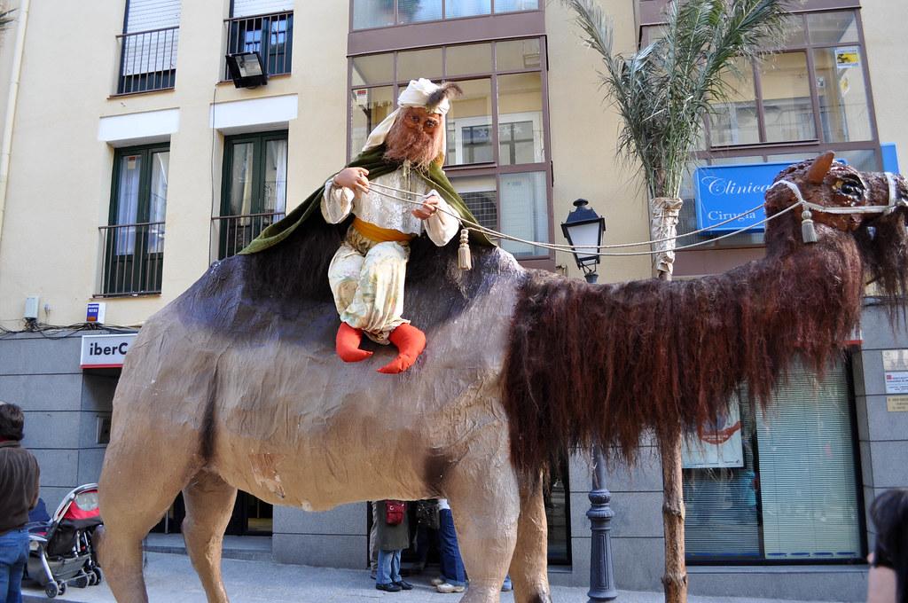 Belen gigante el escorial figuras gigantes del bel n - Figuritas para el belen ...