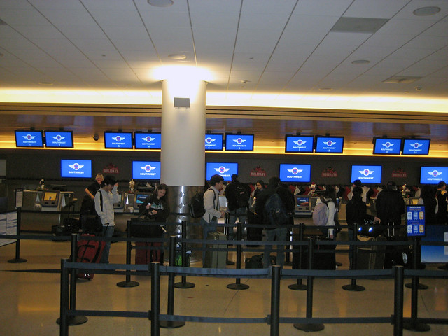 Southwest Check In