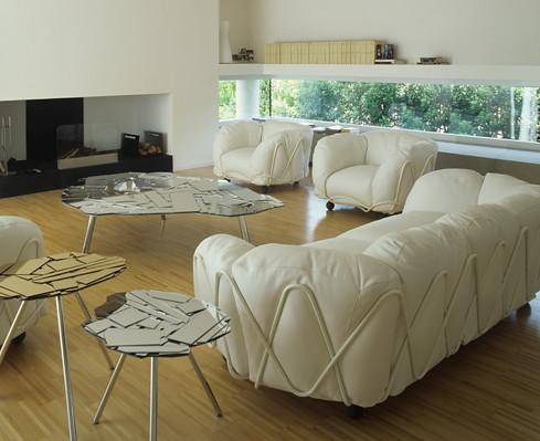 New Inspiration Big Fluffy Sofas Corbeille Sofa By Edra