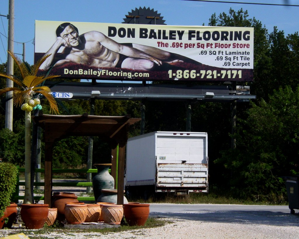 Lovely ... Actual Billboard In Key Largo | By Posixeleni