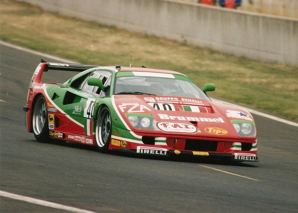 Le Mans Race Cars