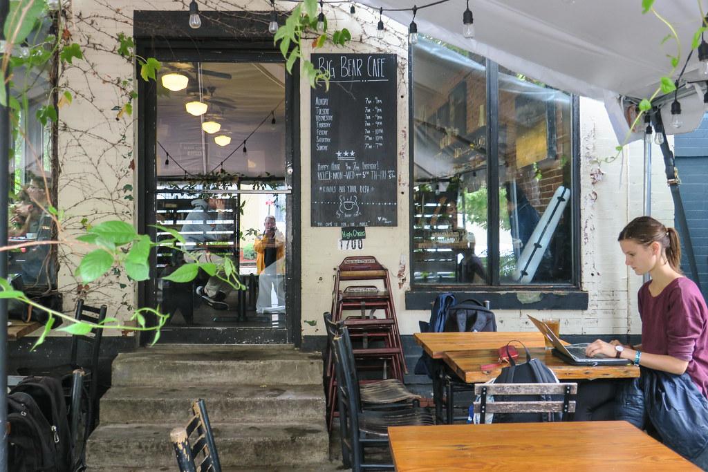 Big Bear Cafe Dedham Ma Menu
