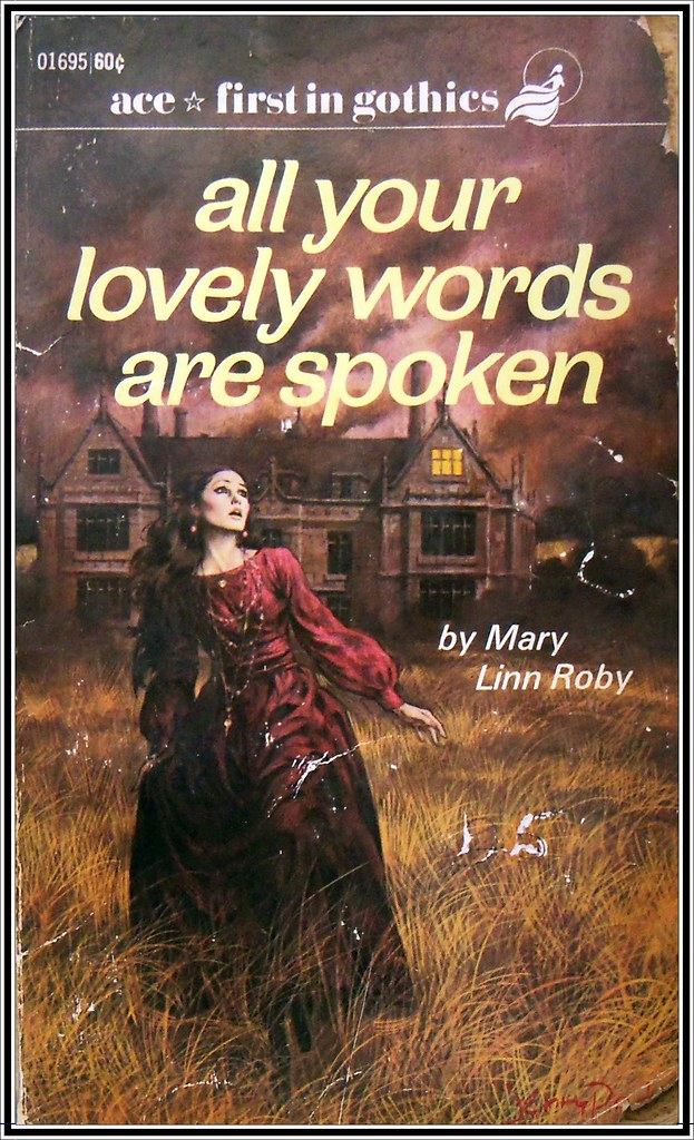 Free Romance Book Cover Art ~ All your lovely words are spoken by mary linn roby flickr