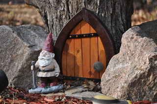 gnome at home | by ashley.aileen