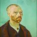 van Gogh, Self-Portrait Dedicated to Paul Gauguin