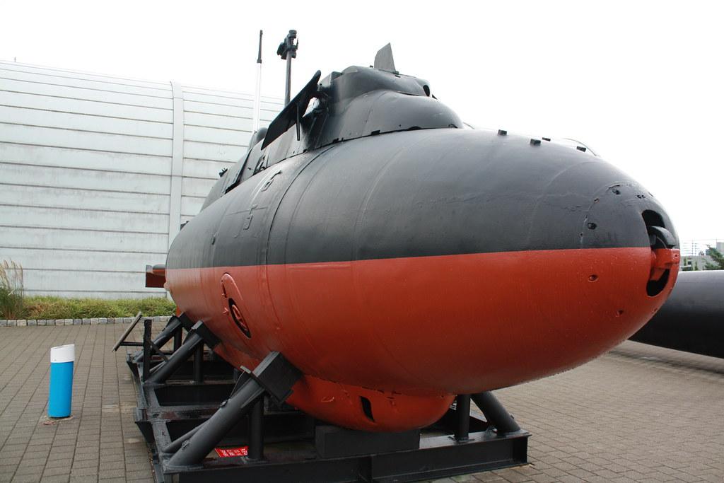X-1 midget submarines