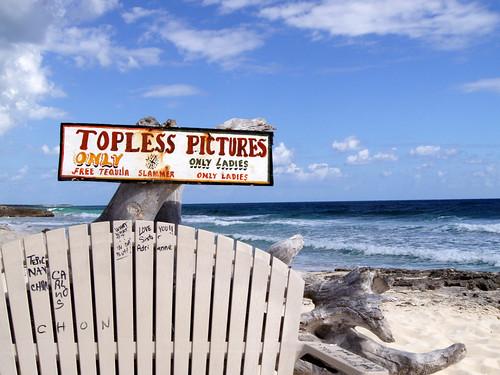 Nude beaches cozumel mexico