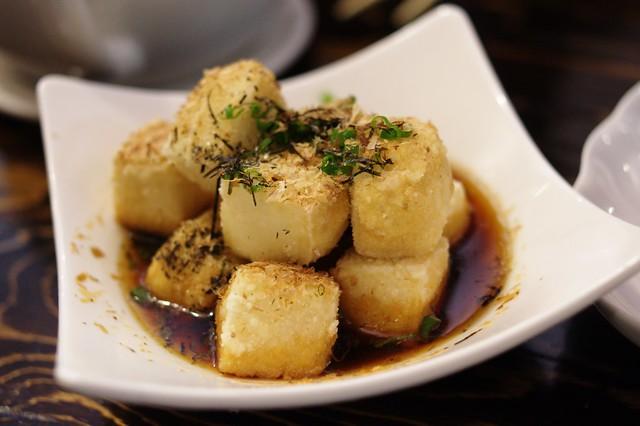 Agedashi Tofu @ Sushi Motto | Flickr - Photo Sharing!