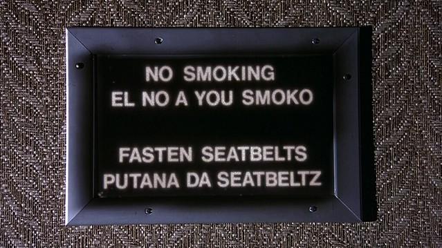 El No A You Smoko Putana Da Seatbeltz Flickr Photo