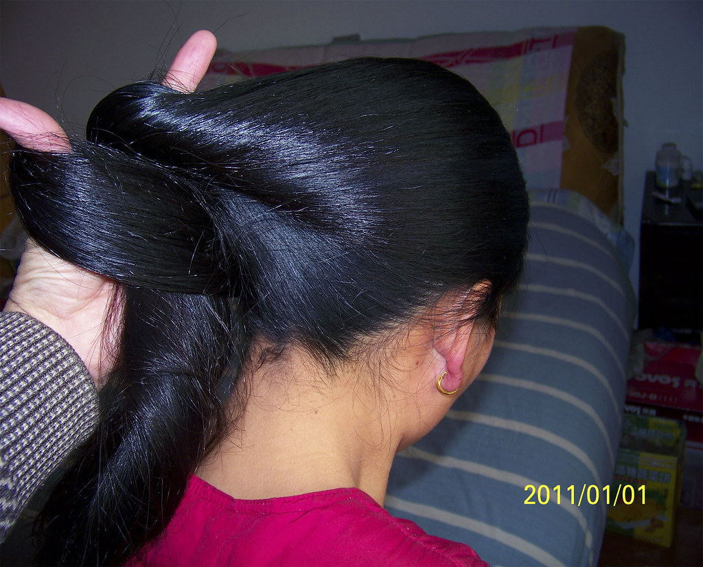 hair style of bun 201111122405191256 lijinlei flickr 6565