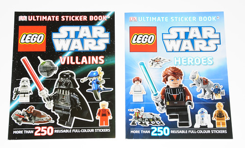 DK Star Wars sticker book | by hmillington