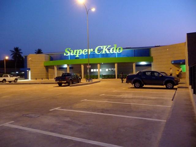Port Gentil Gabon  City pictures : Hangar at Port Gentil, Gabon | In Port Gentil, the 2nd large ...