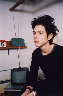 Nick Zinner/Yeah Yeah Yeahs | by CHRISSY PIPER