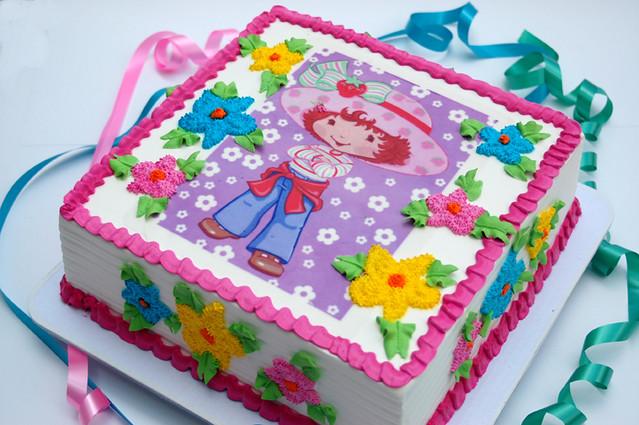 Tortas infantiles de fresita - Imagui