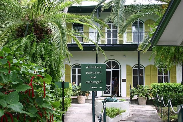 Ernest Hemingway 39 S House Key West Florida Flickr