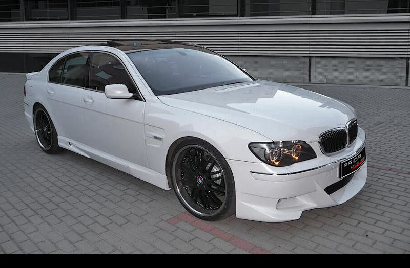 New Bmw 7 Series >> BMW 7 Series E65/E66 Facelifted White 750i with Full Prior… | Flickr