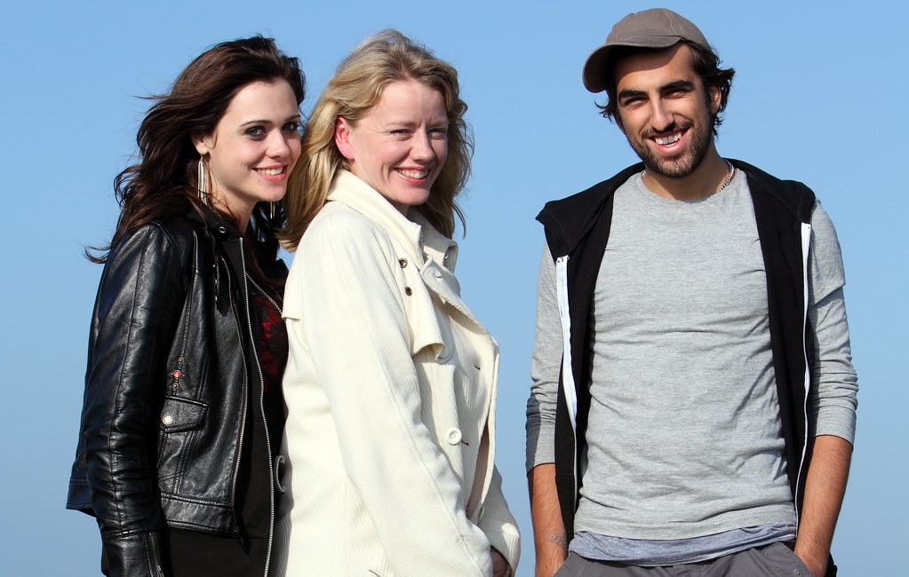 Nocturn - Cast. Jennie Jacques, Tamzin Malleson and Gregg Chillin ...