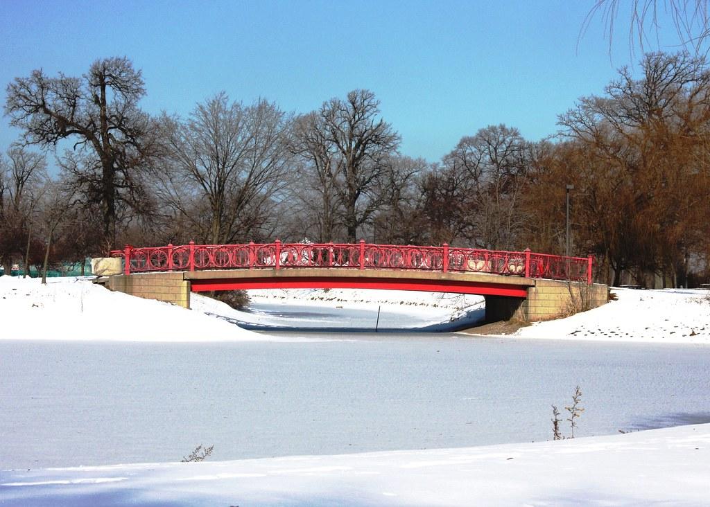 Isle Park Casino Bridge Belle Isle Park