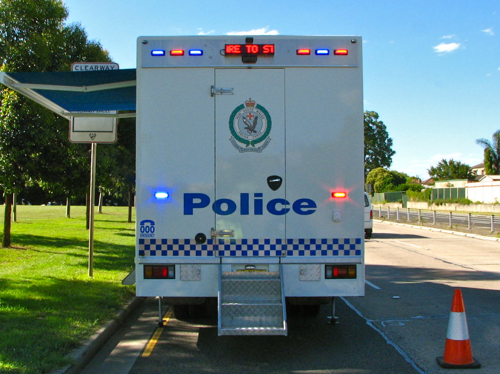 how to get a police check done in nsw