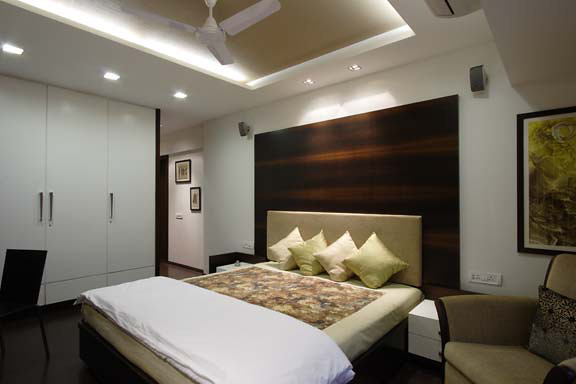 Bedroom Design Ideas By Mahesh Punjabi Associates: Interio