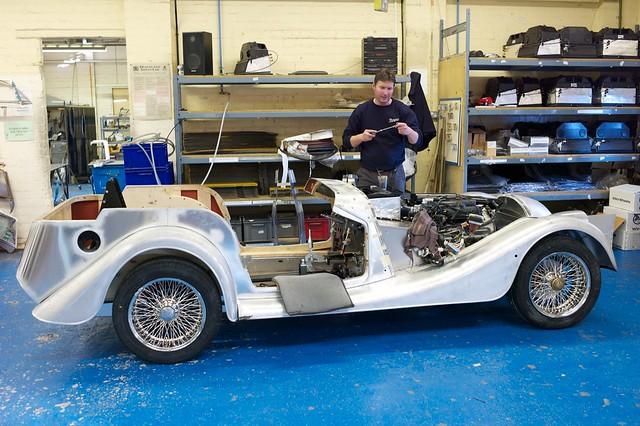 Malvern Car Show