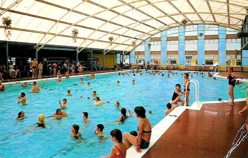 Pontins Blackpool Indoor Pool The Brainchild Of