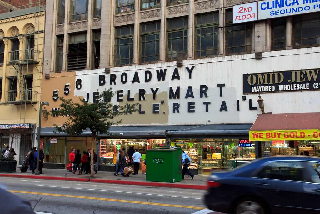 broadway jewelry mart in downtown la david hilowitz flickr