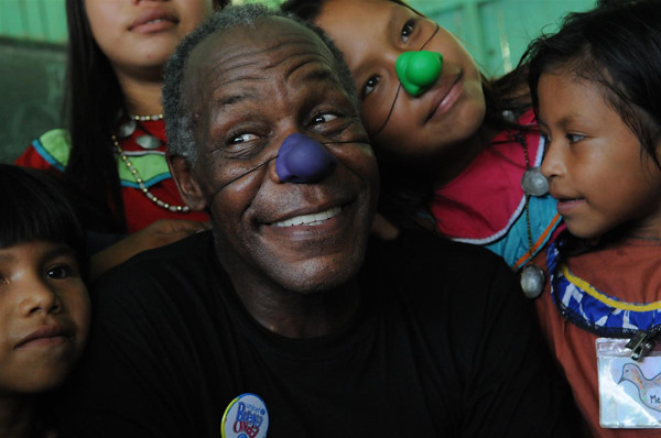 NEWS: Danny Glover supports vulnerable children | Peru ...