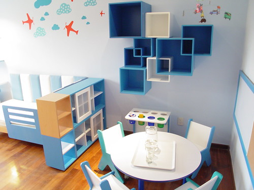 Cuarto de ni os kids furniture design flickr photo for Decoracion para pared de recamara