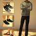 PlayStation Home: Lockwood Folded Sneakers