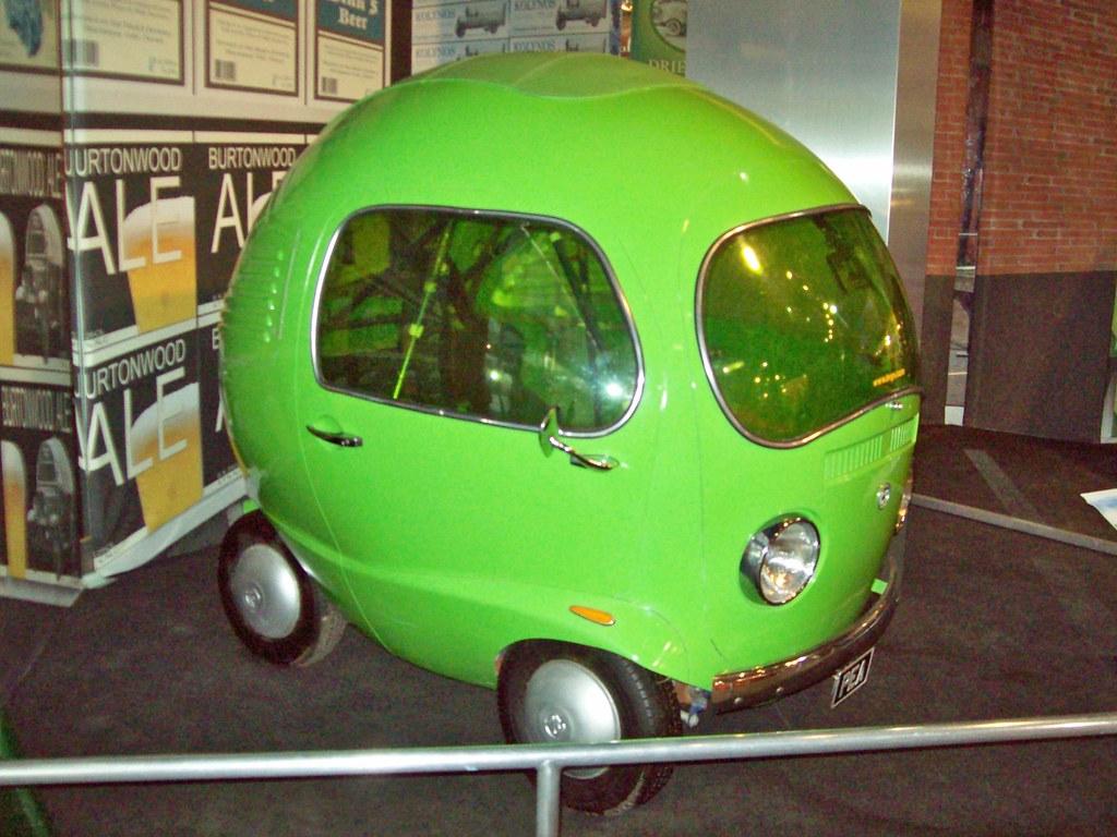 441 Bird S Eye Peas Car Birds Eye Peas Car The Bird S
