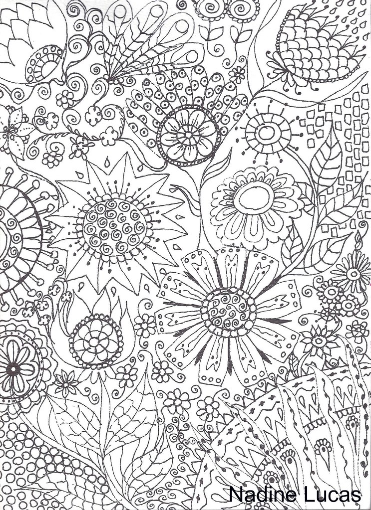 coloring page Inspired by sheila