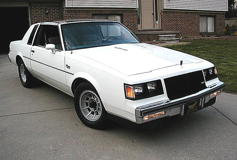 Buick Regal T Type >> 1986 Buick Regal T-Type Turbo   1986 was the last year of th…   Flickr