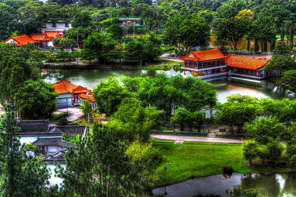 Chinese Japanese Garden Singapore Chowch Flickr