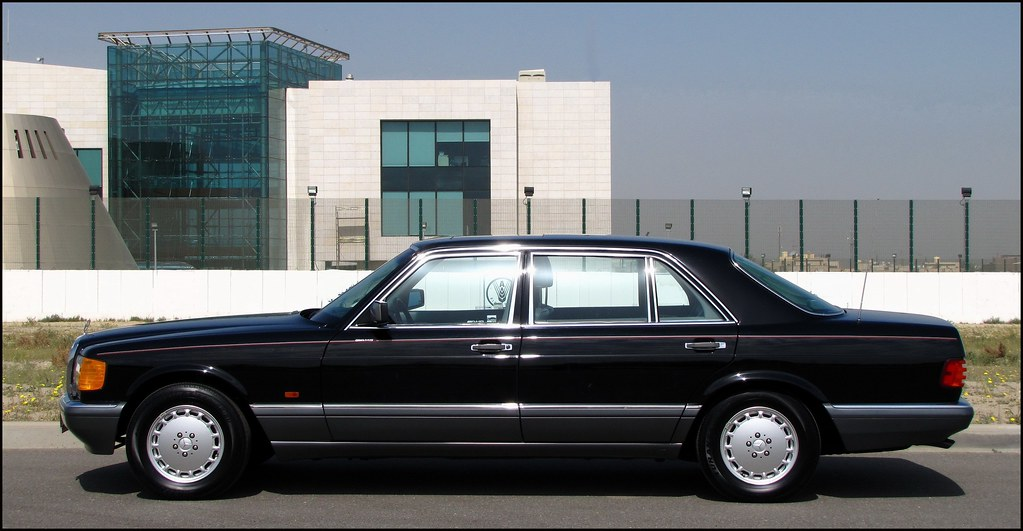Mercedes benz 560sel canon jassim albaloul flickr for Mercedes benz 560sel